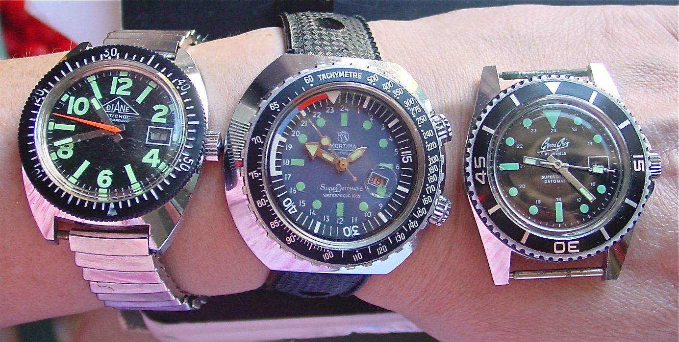 v ezm diving sinn uhren en scuba kollektion b htm watches