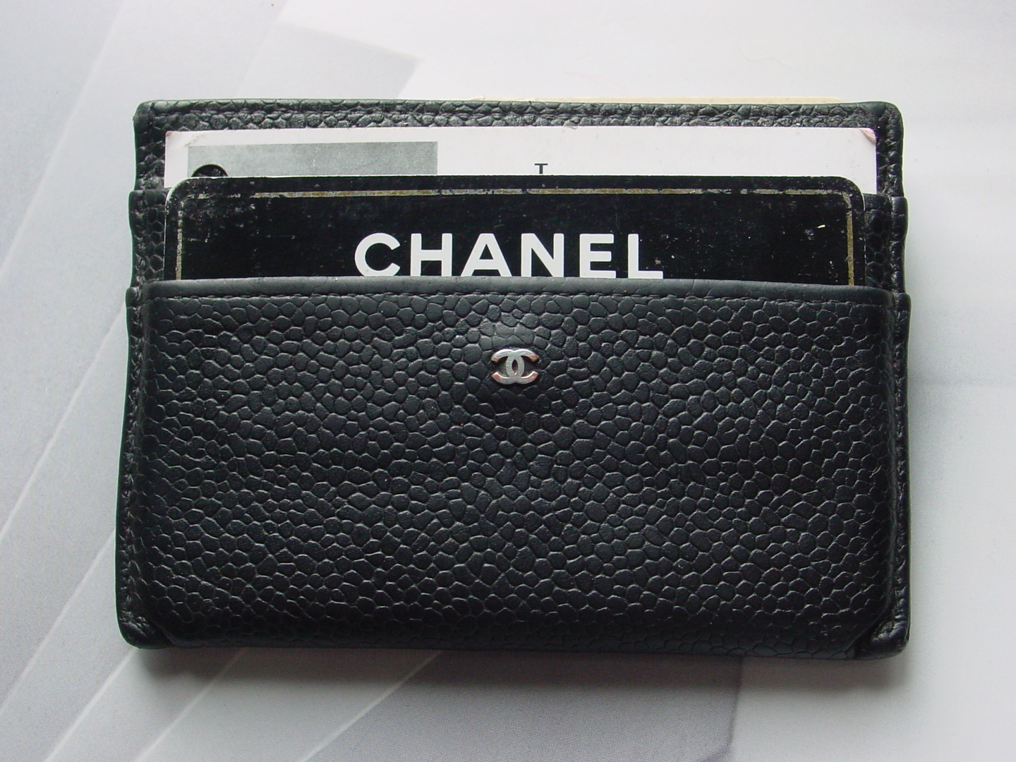 Champions: Chanel Card Holder | Gracious, Good\'s Blog