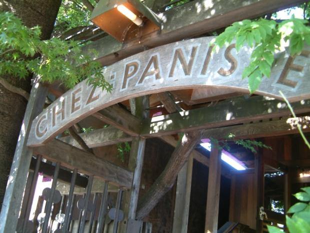 Chez Panisse restaurant Berkley