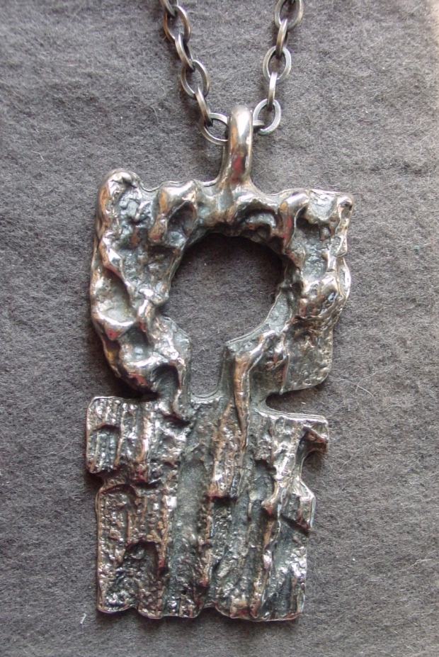 Modernist Robert Larin Pendant