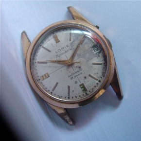 1970s Lorie Splodate Automatic Watch