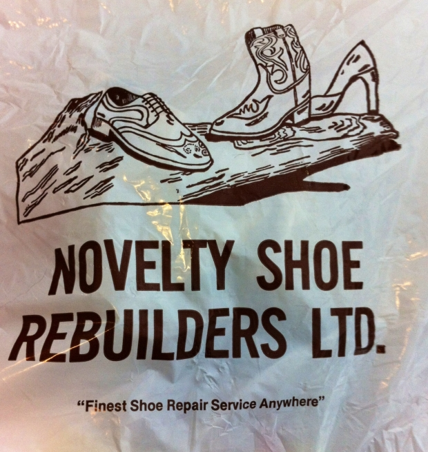 novelty shoe rebuilders carry all