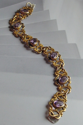 1800s Romantic Era Bracelet