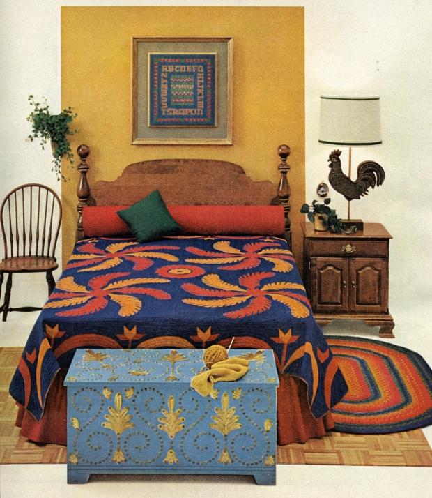 1960s bedroom 2