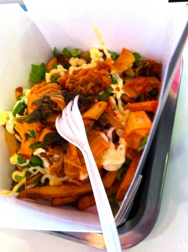 Banh Mi Boys Kimchi Fries