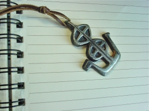 Plus Tinn Norway Saga Pendant