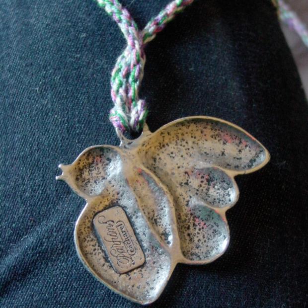 Cacharel PArfums Bird Necklace