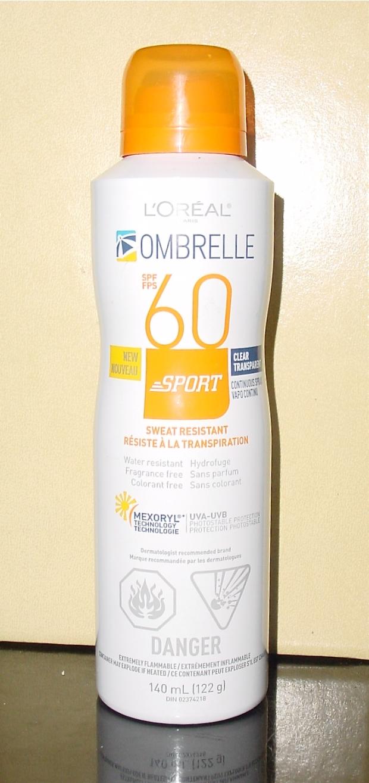 Ombrelle SPF 60 Sport
