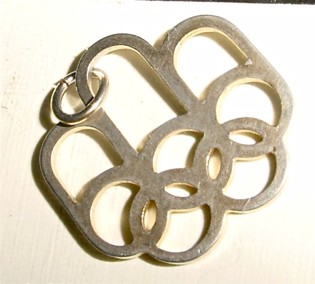 Charm from 1976 Olympics