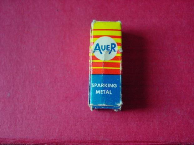 Auer Sparking Metal Box