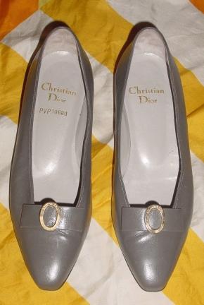 Vintage Dior Shoes