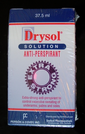 Drysol Anti-Perspirant Box