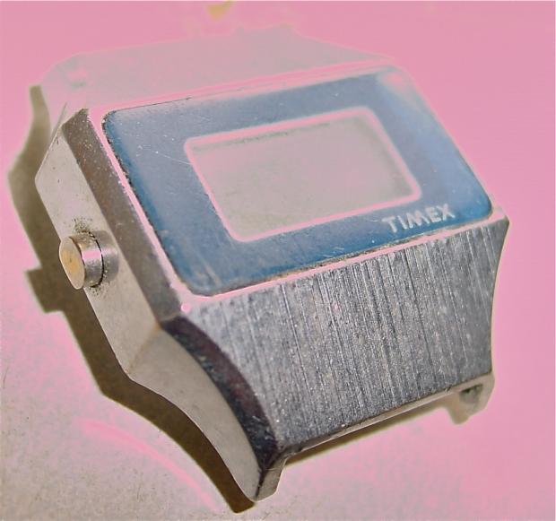 Vintage Timex Digital Watch