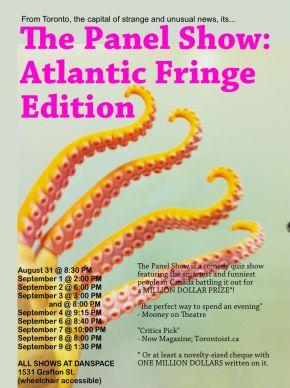 Panel Show Atlantic Fringe Edition