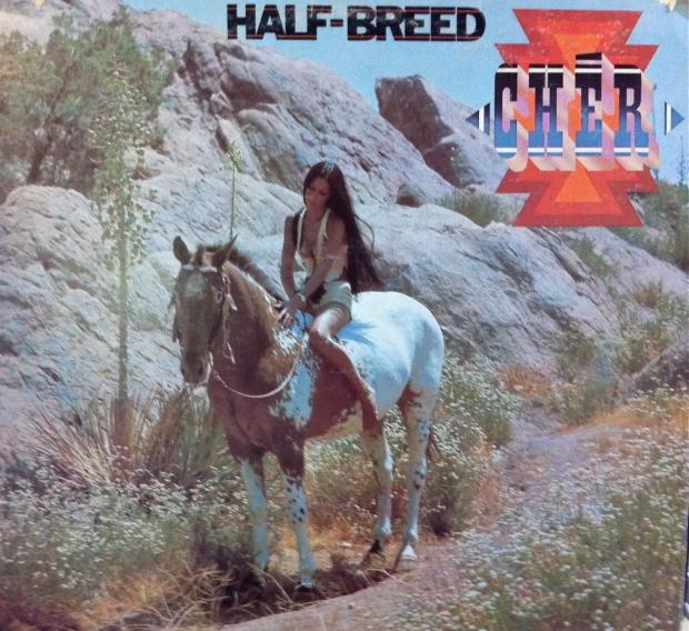 Cher Half Breed album cover