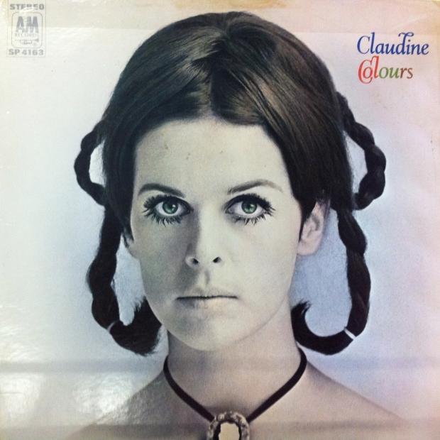 Claudine Longet Colours lp