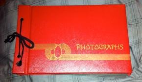 1940s photo album