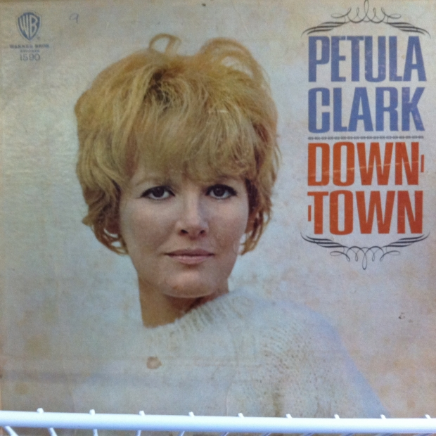 Petula Clark Downtown album