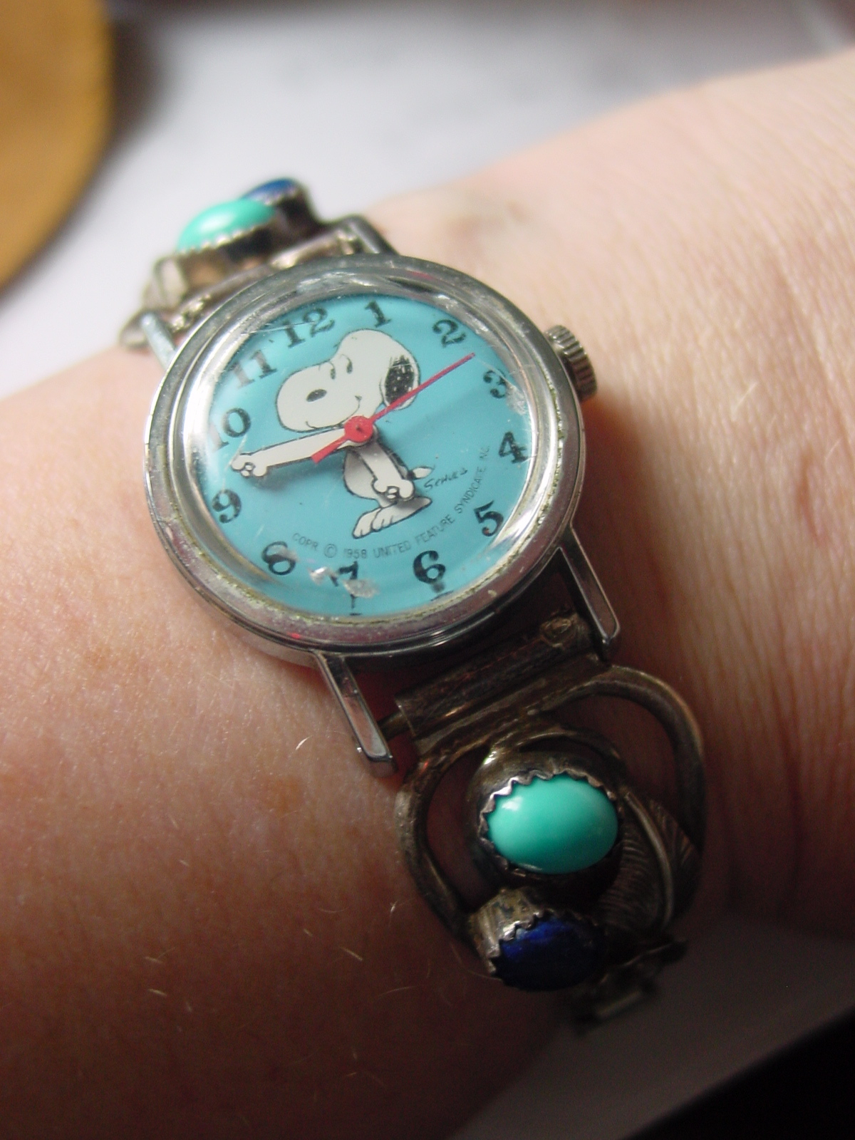 Snoopy time gracious good 39 s blog for Snoopy watches
