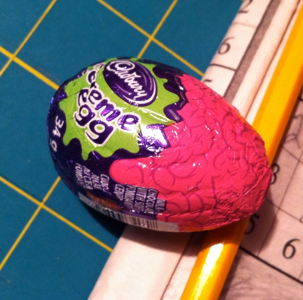Cadbury Screm Egg
