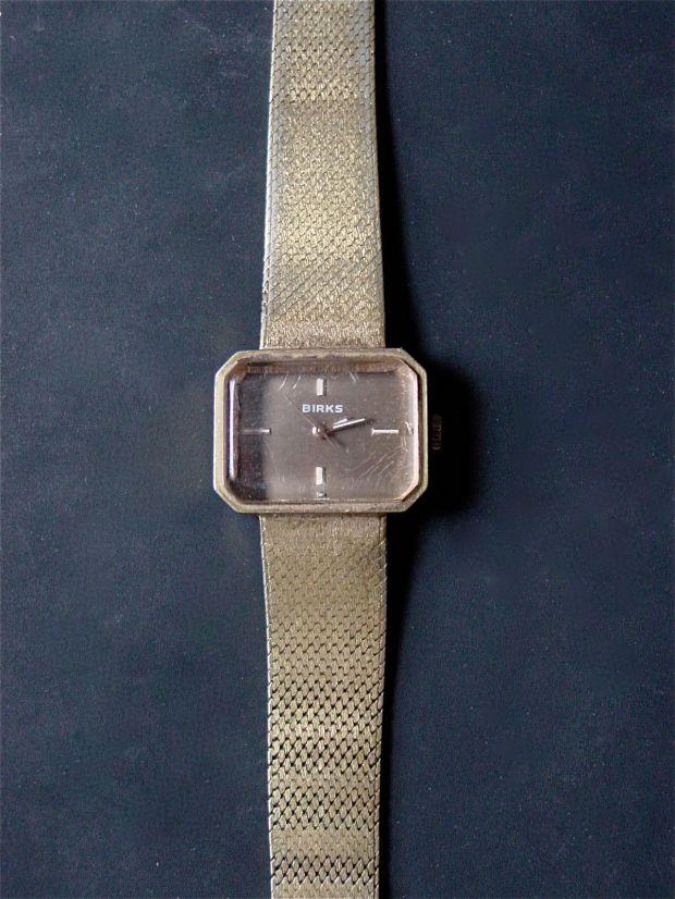 1970s Birks Watch