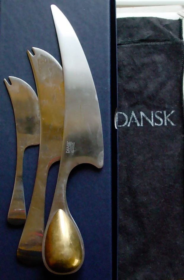 dansk torun cheese knives 2