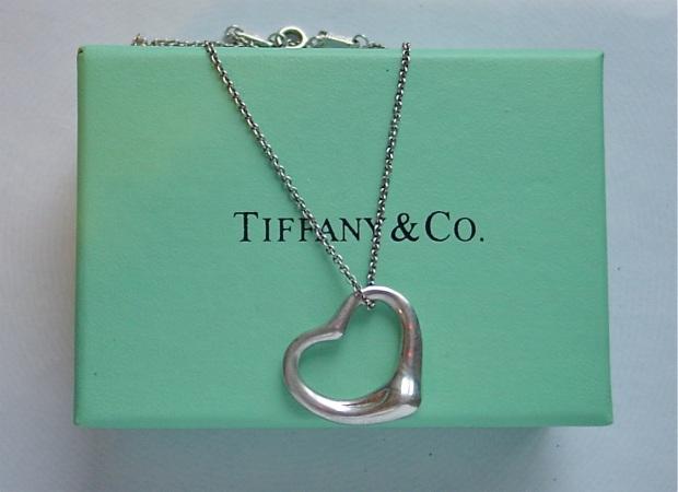 Peretti Open Heart Necklace