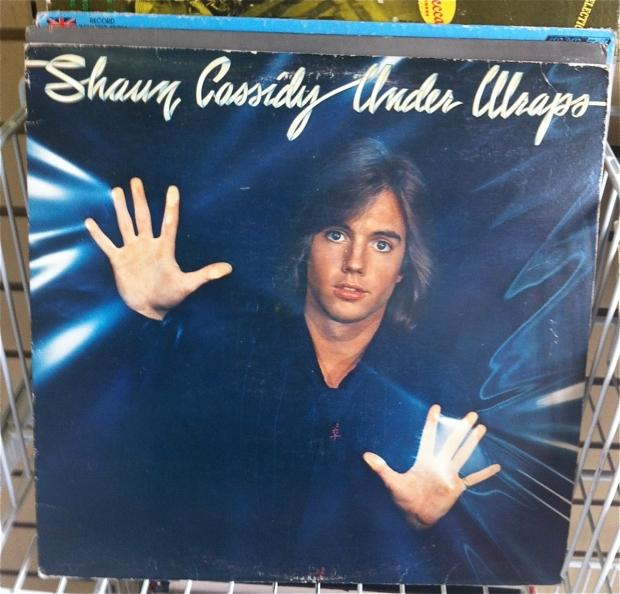 Shaun Cassidy album cover