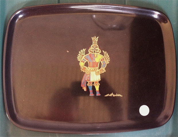 Kachina Tray
