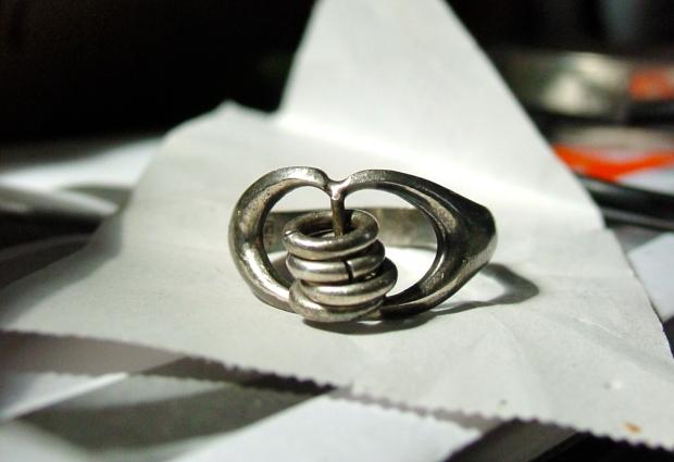 erik Granit Ring