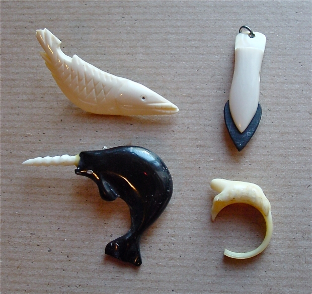 inuit jewellery lot