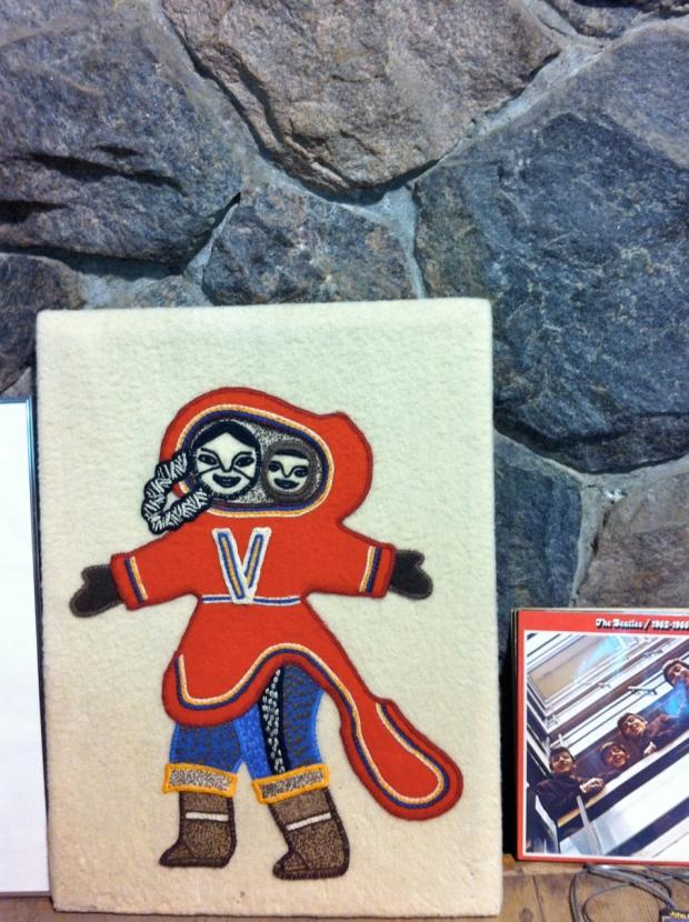 inuit tapestry