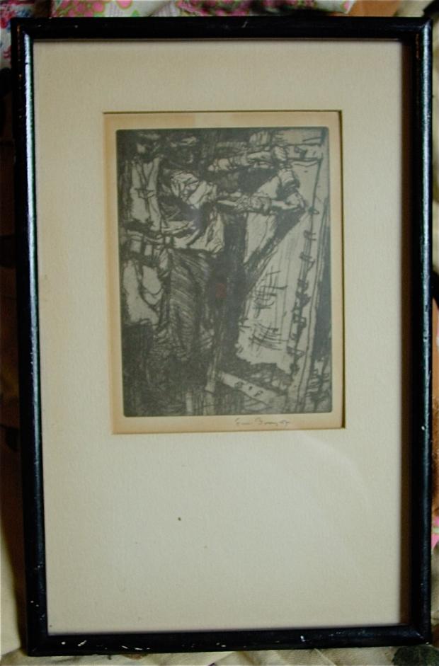 Frank Brangwyn Print