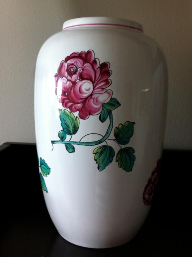 tiffany vase 1