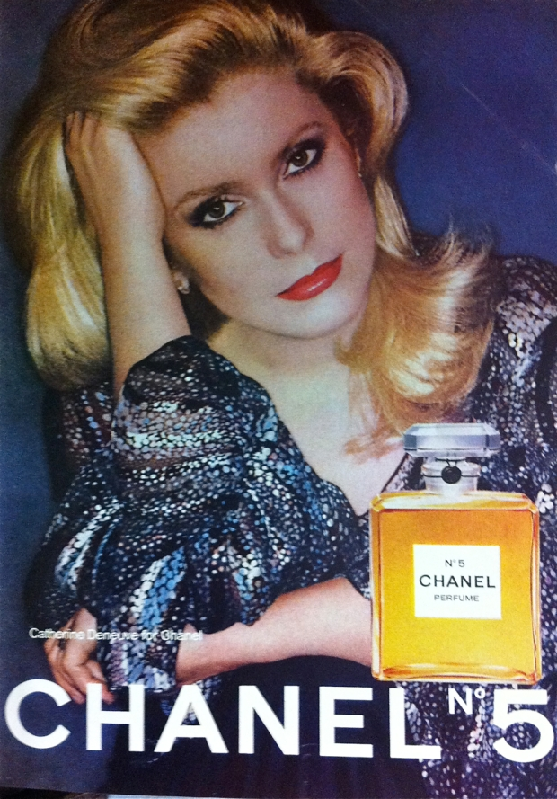 1977 Chanel no 5 ad