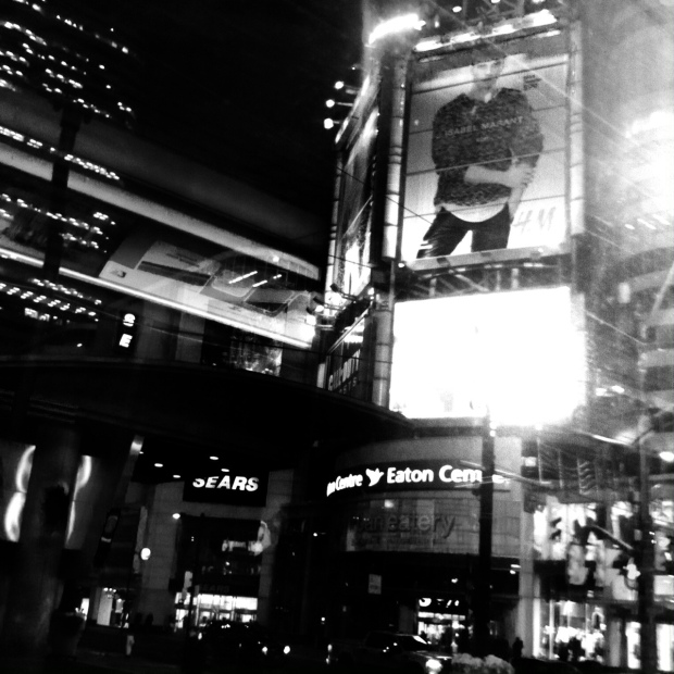 marant billboard