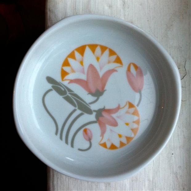 Waterlily Rosenthal Studio-Linie Pin Dish