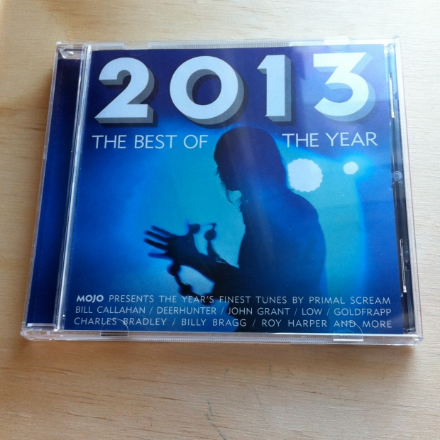 Mojo best of 2013 cd