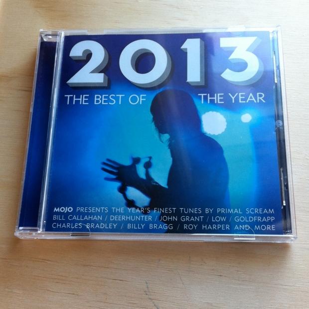 Mojo best of 2013 cd