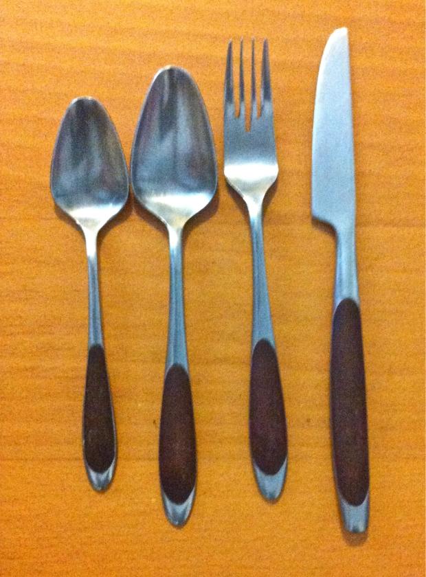 SCC Japan Mid Century Cutlery