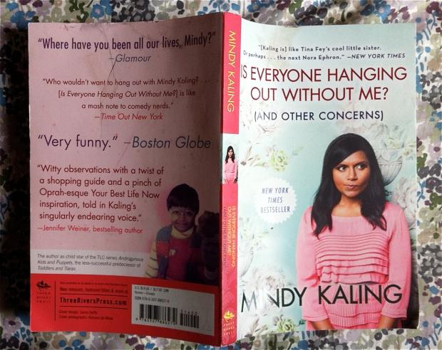 Mindy Kaling Book