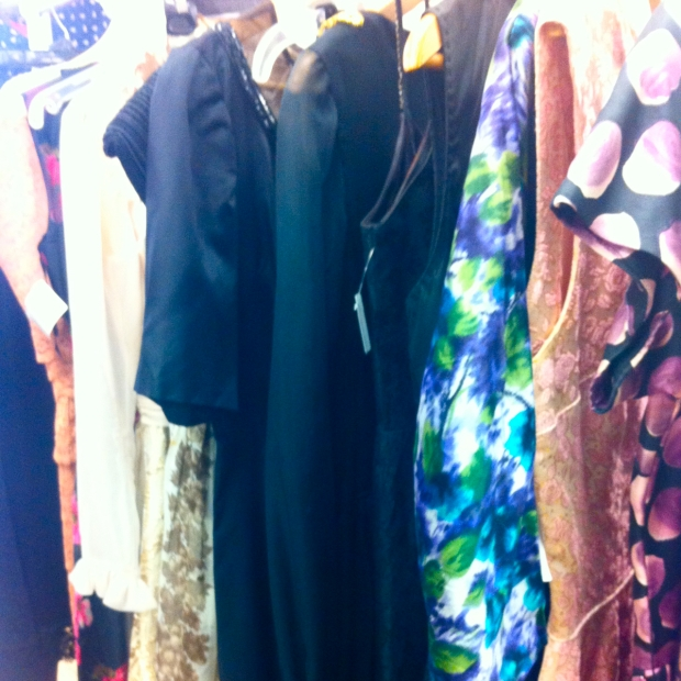 Space Vintage dresses