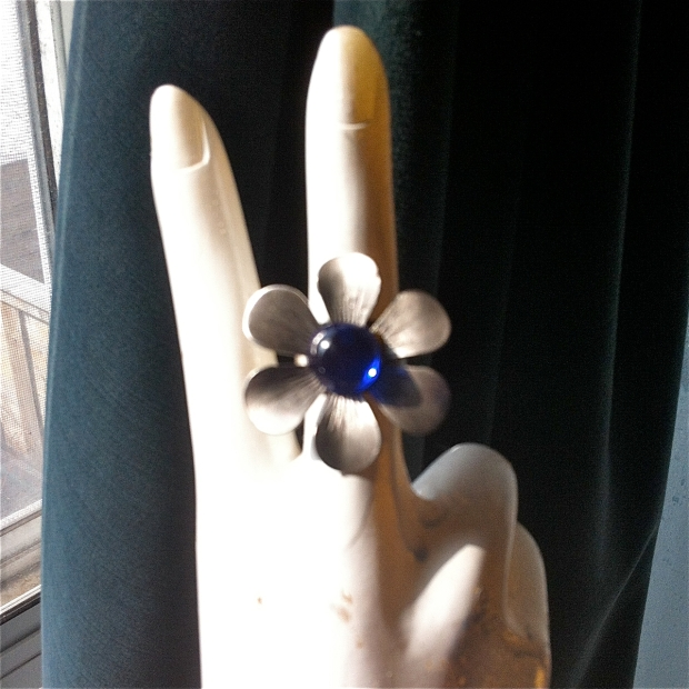 Ziggy Originals NYC Flower Ring