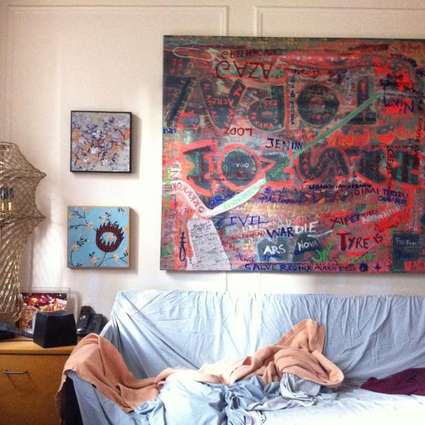 Nick Debs and Gary Ponzo art