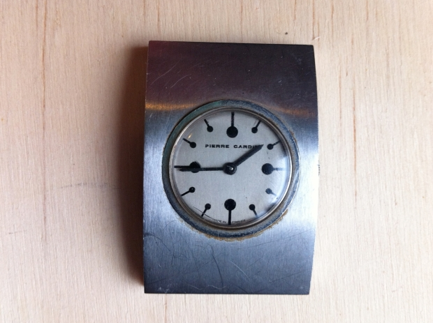 Pierre Cardin Jaeger Watch1