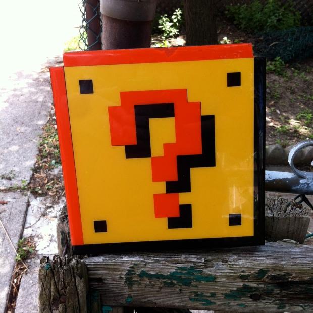 ? Cube