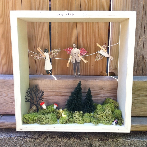 etsy craft day diorama