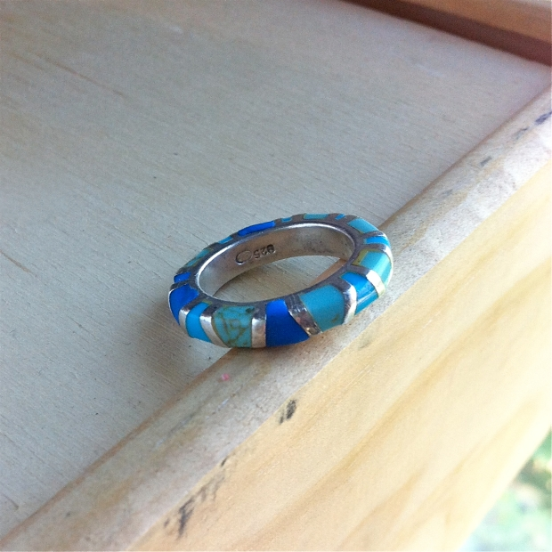 turquoise ring do over
