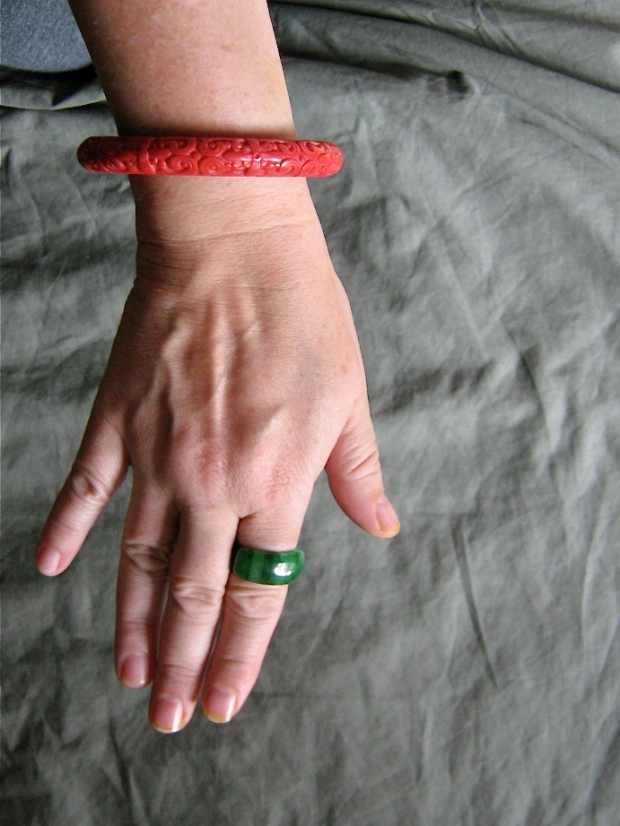 cinnabar jade