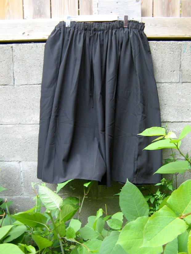 joe fresh drawstring skirt